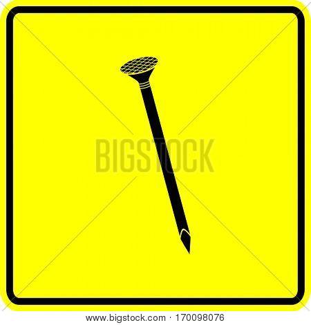nail sign