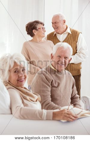 Two Older Marriages