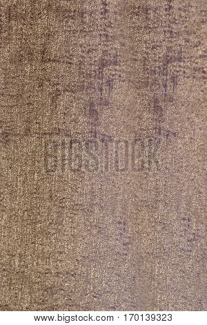 Background with textile material