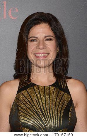 LOS ANGELES - DEC 1:  Ana Maria at the