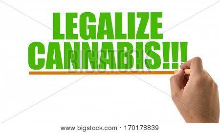 Legalize Cannabis!!!