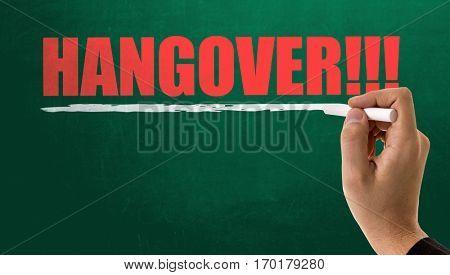 Hangover!!!