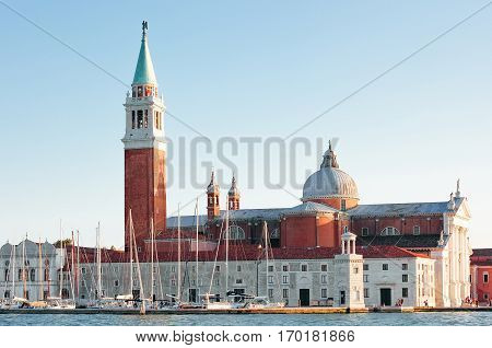 San Giorgio in the Giudecca, Venice, Italy