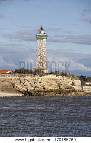 Lighthouse of Saint Georges de Didonne Charente Maritime France