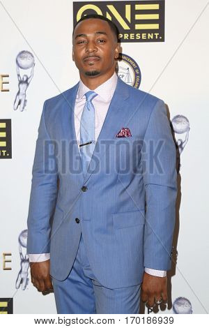 LOS ANGELES - JAN 28:  RonReaco Lee at the 48th NAACP Image Awards Nominees' Luncheon at Loews Hollywood Hotel on January 28, 2017 in Los Angeles, CA
