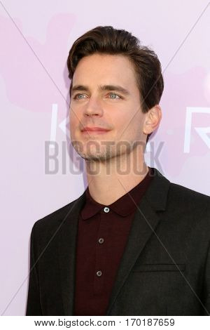 LOS ANGELES - JAN 28:  Matt Bomer at the Variety's Celebratory Brunch Event For Awards Nominees at  Cecconi's on January 28, 2017 in West Hollywood, CA
