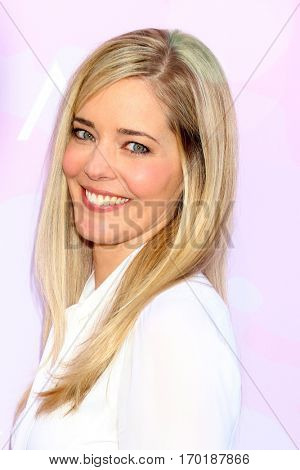 LOS ANGELES - JAN 28:  Christina Moore at the Variety's Celebratory Brunch Event For Awards Nominees at  Cecconi's on January 28, 2017 in West Hollywood, CA