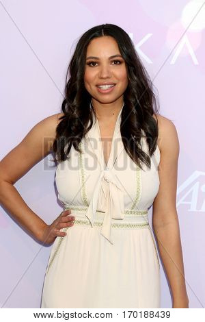 LOS ANGELES - JAN 28:  Jurnee Smollett-Bell at the Variety's Celebratory Brunch Event For Awards Nominees at  Cecconi's on January 28, 2017 in West Hollywood, CA