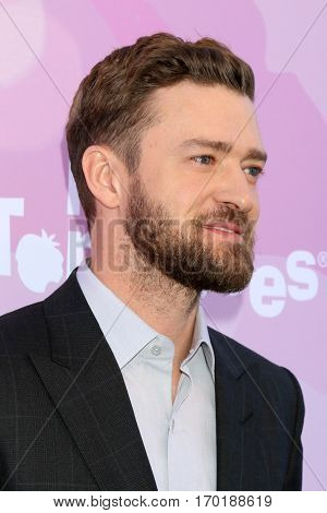 LOS ANGELES - JAN 28:  Justin Timberlake at the Variety's Celebratory Brunch Event For Awards Nominees at  Cecconi's on January 28, 2017 in West Hollywood, CA
