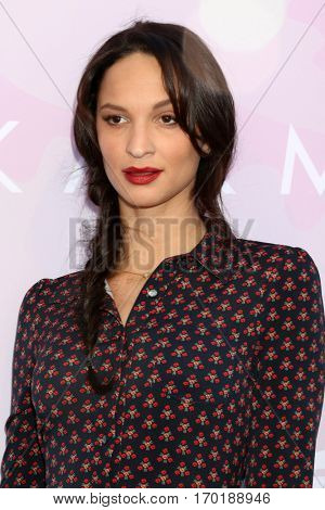 LOS ANGELES - JAN 28:  Ruby Modine at the Variety's Celebratory Brunch Event For Awards Nominees at  Cecconi's on January 28, 2017 in West Hollywood, CA