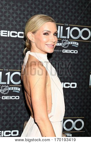LOS ANGELES - JAN 27:  Eden Sassoon at the NHL 100 Gala at Microsoft Theater on January 27, 2017 in Los Angeles, CA