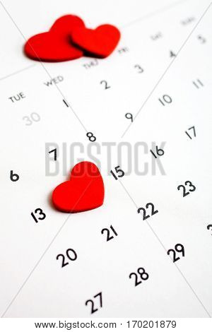 February 14th, the Valentine´s Day