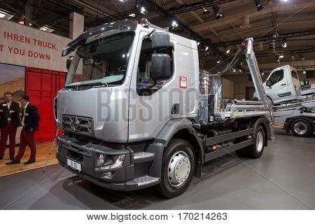 Renault D 18 Truck