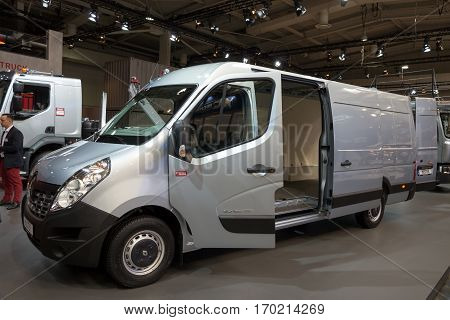 2017 Renault Master X-track