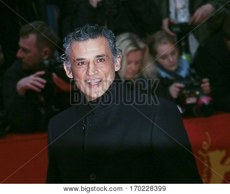 Enrico Lo Verso attends the 'Hail, Caesar!' Premiere during the 66th Berlinale International Film Festival on February 11, 2016 in Berlin, Germany.
