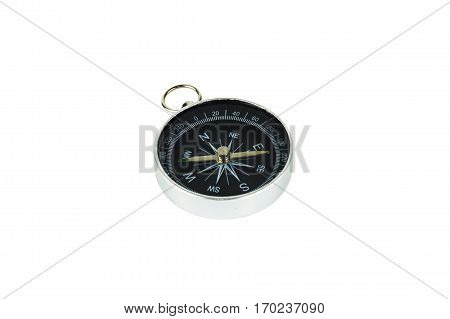 Compass Navigation Direction isolated on white background.