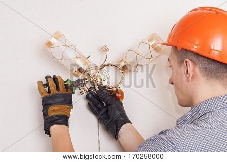 Electrical Repairs Sconce