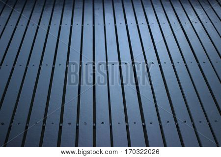 Slat is decorate home related for sun protection.