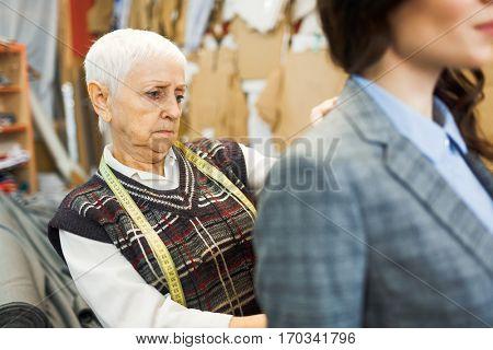 Fashionist at work
