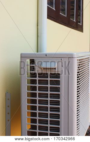 Air conditioner is facilities for Cool weather.