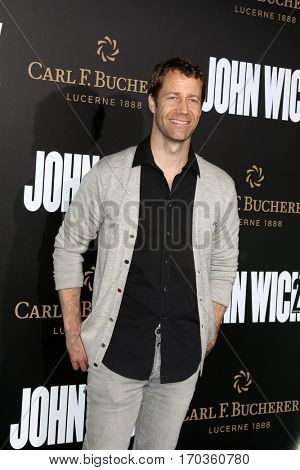 LOS ANGELES - JAN 30:  Colin Ferguson at the