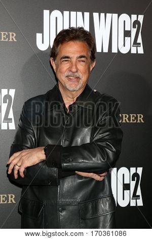 LOS ANGELES - JAN 30:  Joe Mantegna at the