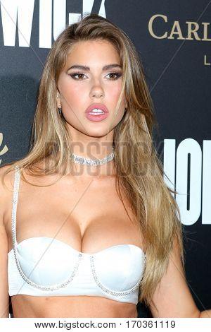 LOS ANGELES - JAN 30:  Kara Del Toro at the
