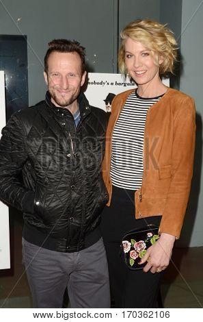 LOS ANGELES - JAN 27:  Bodhi Elfman, Jenna Elfman at the