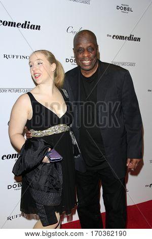 LOS ANGELES - JAN 27:  Jimmie Walker, Sabrina at the