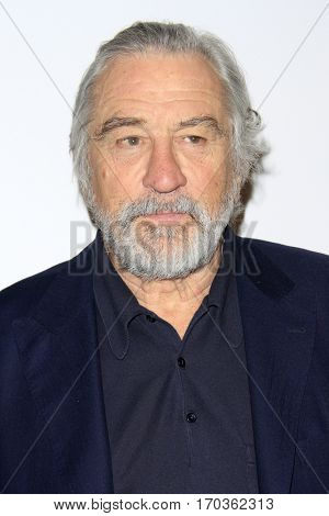 LOS ANGELES - JAN 27:  Robert De Niro at the