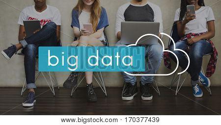 Cloud Computing Back Up Download Network