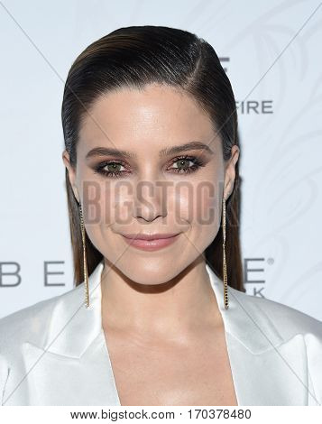 LOS ANGELES - JAN 28:  Sophia Bush {Object} arrives to the Entertainment Weekly Pre Sag Awards Celebration on January 28, 2017 in Hollywood, CA
