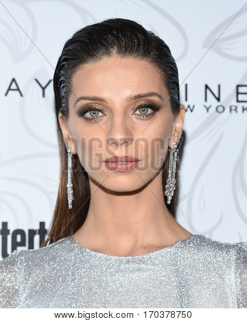 LOS ANGELES - JAN 28:  Angela Sarafyan {Object} arrives to the Entertainment Weekly Pre Sag Awards Celebration on January 28, 2017 in Hollywood, CA