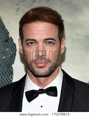 LOS ANGELES - JAN 23:  William Levy {Object} arrives to the