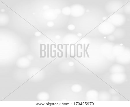 White and gray blur abstract background. Light backdrop