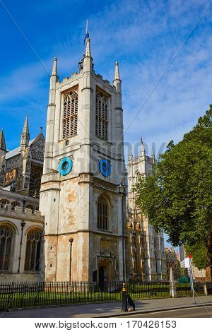 London Westminster Abbey St Margaret Church in England