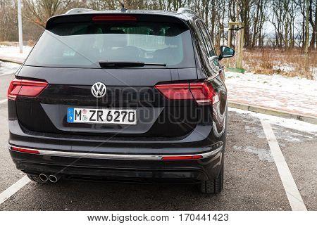 Volkswagen Tiguan, New 2017
