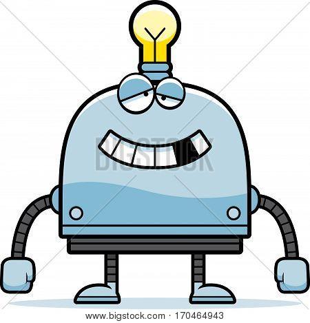 Malfunctioning Little Robot