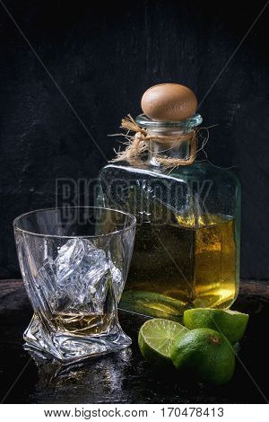 Tequila And Limes