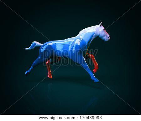 Horse - 3D Design