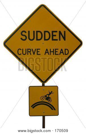 Sudden Curve