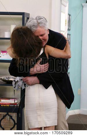 LOS ANGELES - JAN 5:  Susan Lucci, Michael E. Knight at the