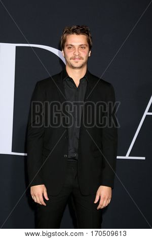 LOS ANGELES - FEB 2:  Luke Grimes at the