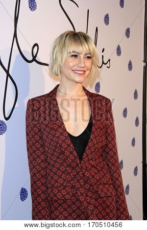 LOS ANGELES - JAN 31:  Chelsea Kane at the Tyler Ellis 5th Anniversary Party and Tyler Ellis x Petra Flannery Collection Launch at Chateau Marmont on January 31, 2017 in West Hollywood, CA