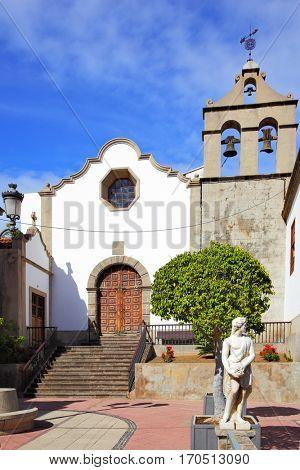 Iglesia Parroquial de San Marcos in Icod de los Vinos, Tenerife