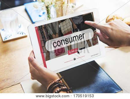 Purchase Retail Consumer Commerce Online
