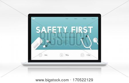 Safety First Protect Attention Careful Security Risk