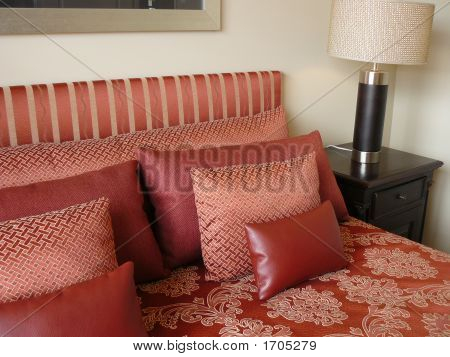 Bedroom - Red