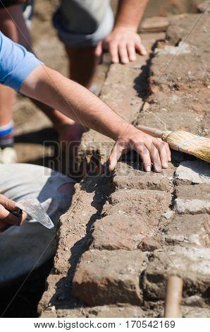 Archeology Work