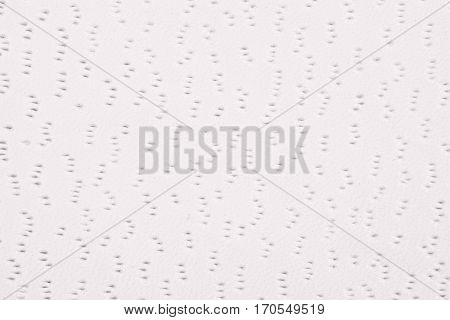 Artificial shoe insoles leather texture as an abstract close-up backdrop composition